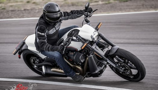 Harley-Davidson introduce 2019 FXDR 114 power cruiser