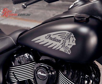 2019 Indian Chief Dark Horse