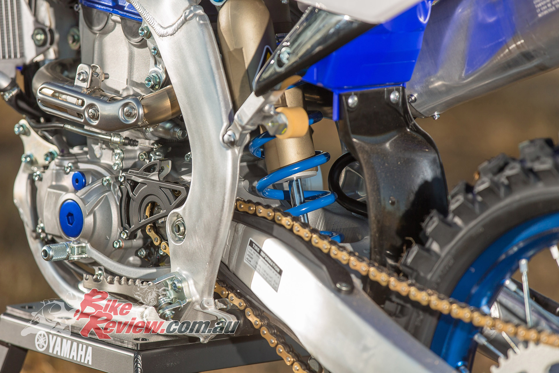 Review: 2019 Yamaha YZ250F Launch Report - Bike Review