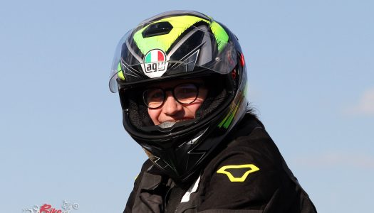 New Gear: AGV K-3 SV & TCX Rush Ladies Boots