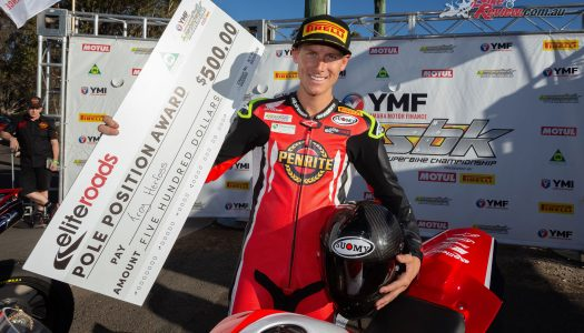 Elite Roads ASBK Superbike Pole Position Award returns
