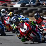 Troy Herfoss untouchable at Morgan Park ASBK