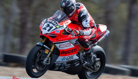 Troy Bayliss Confirms Injuries After Bicycle Crash