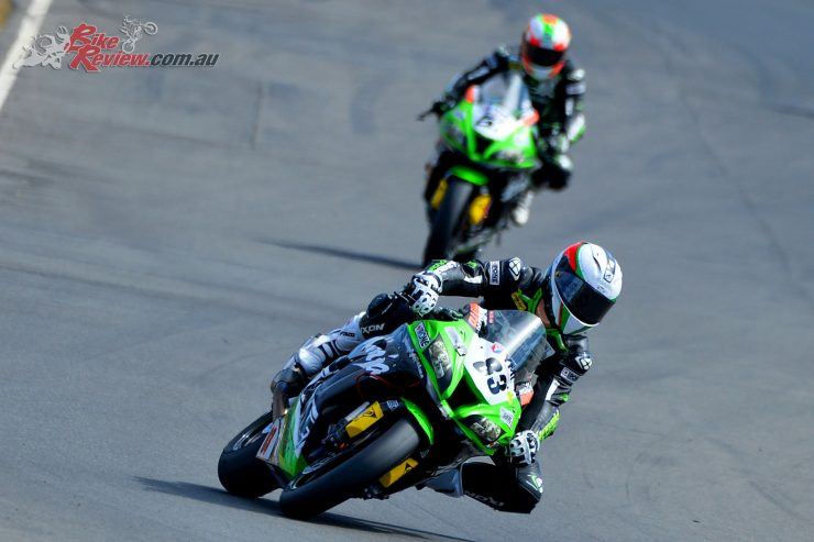 ASBK heads to Morgan Park in 2019 - Image by Foremost Media