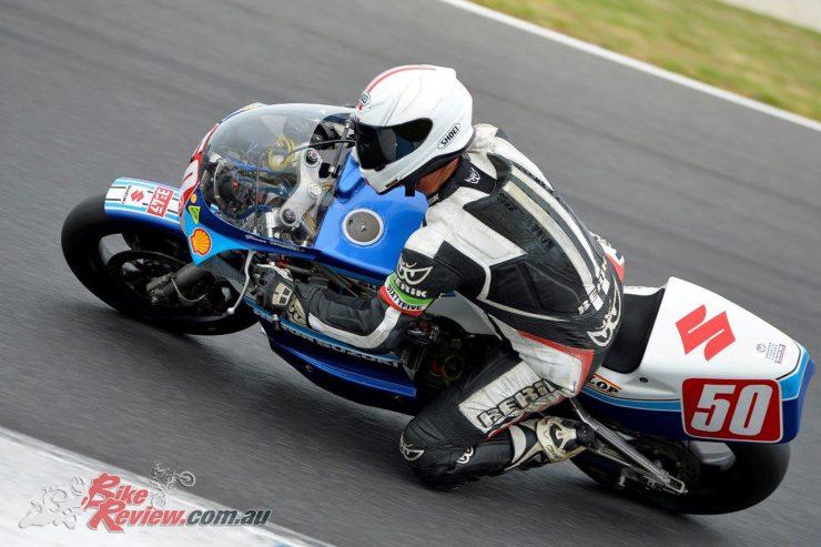 The Australian Historic Road Racing Championship returns 9-11 November at Broadford State Motorcycle Complex, Broadford VIC