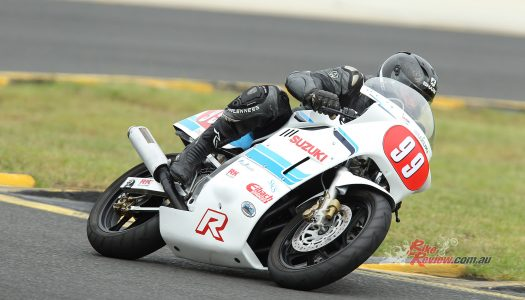 Classic Racer: Suzuki GSX-R1100 Slabside