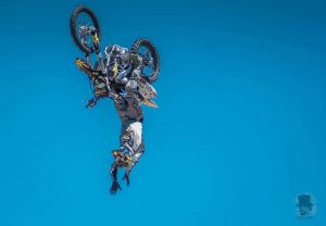Freestyle Motocross superstar and X Games Gold medalist Cam Sinclair