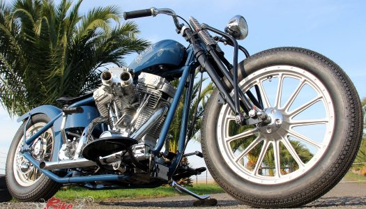 Custom Classic: Walka's Harley EVO Jalopy