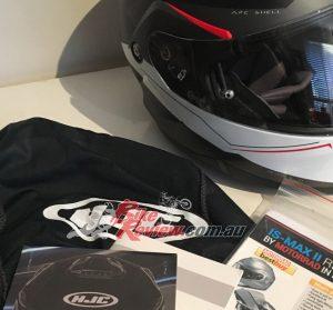 HJC IS MAX II BikeReview