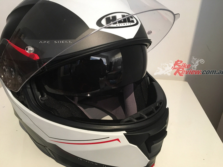 92a9e197d7b8c Product Review  HJC IS-Max II Helmet - Bike Review
