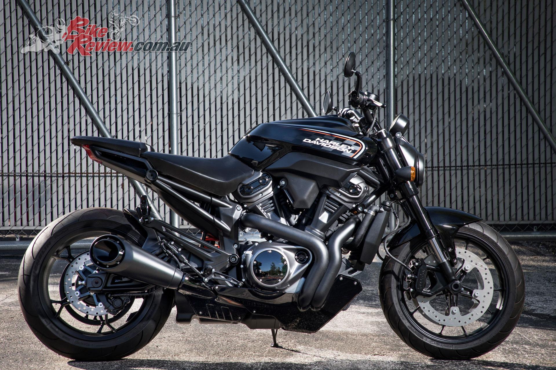 Harley-Davidson Future Streetfighter Model
