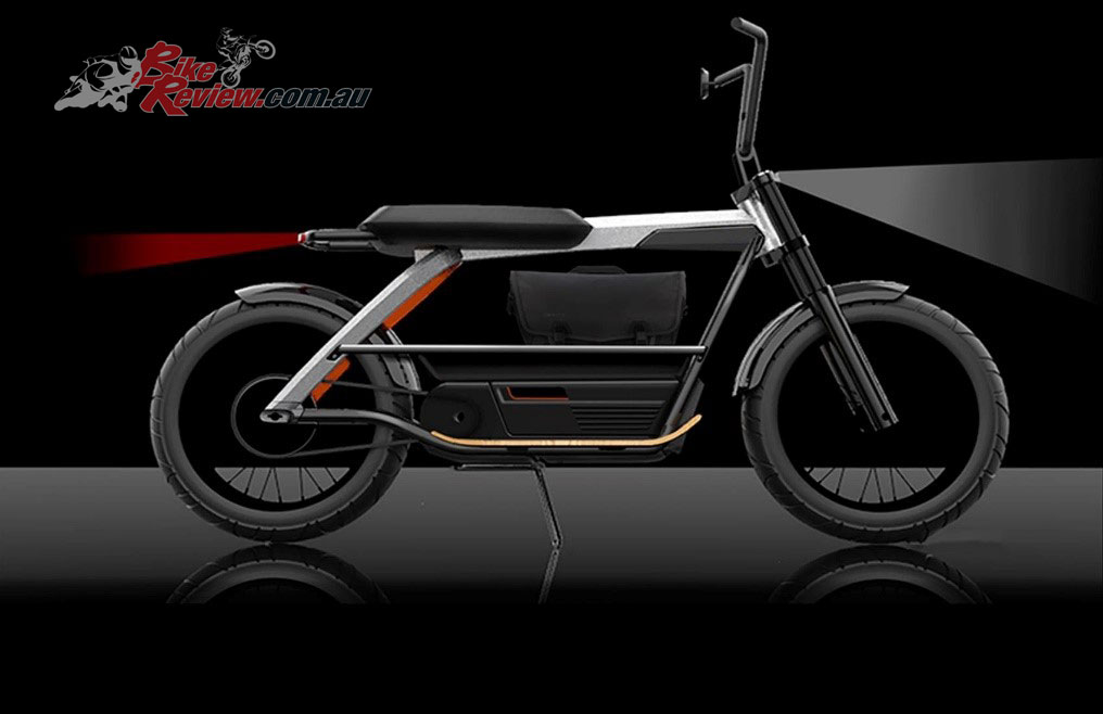 Additional lightweight electric motorcycles are also planned