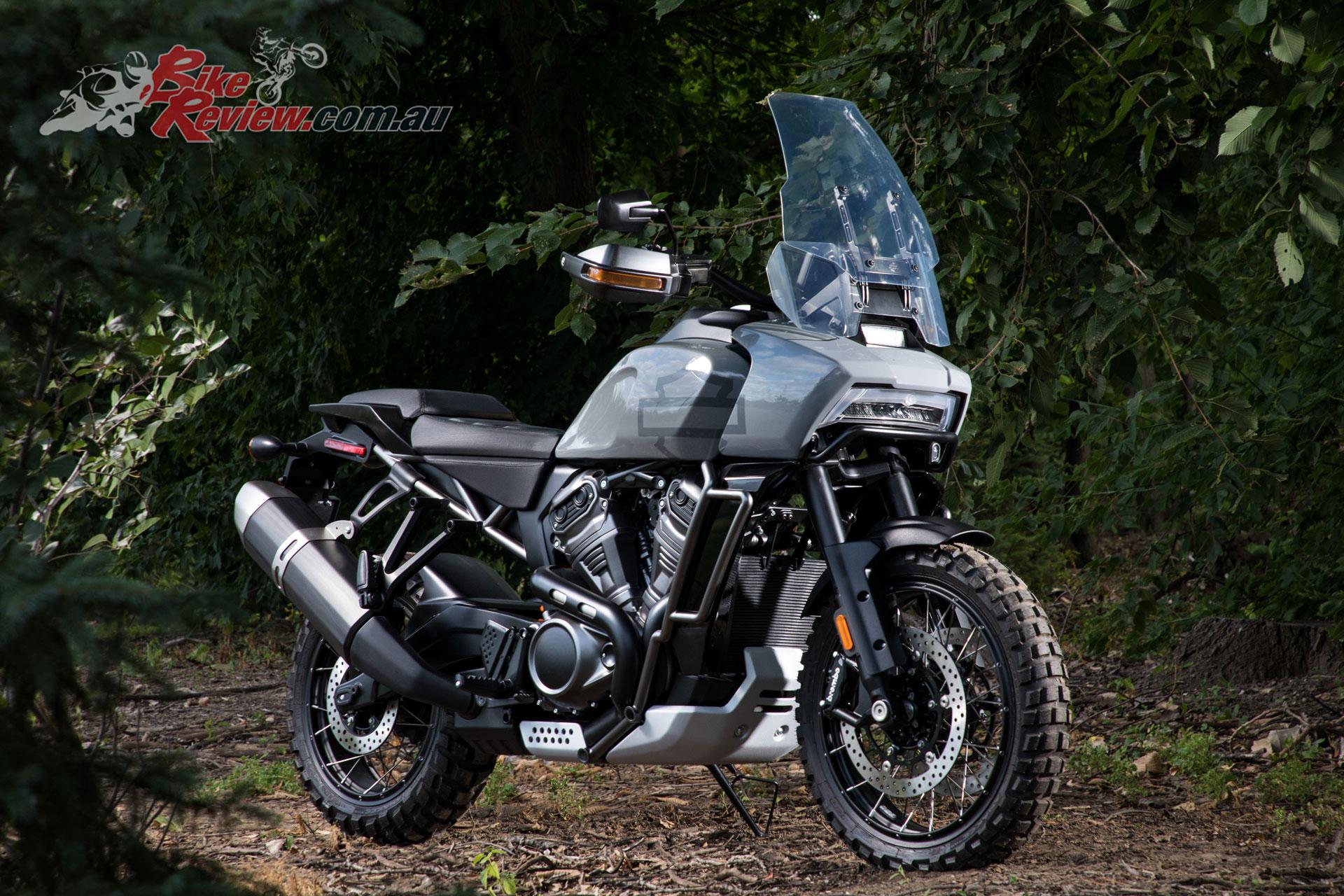 Harley-Davidson's concept Pan America 1250 Adventure Tourer