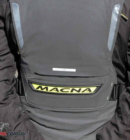Macna Equator Ladies Nighteye Jacket