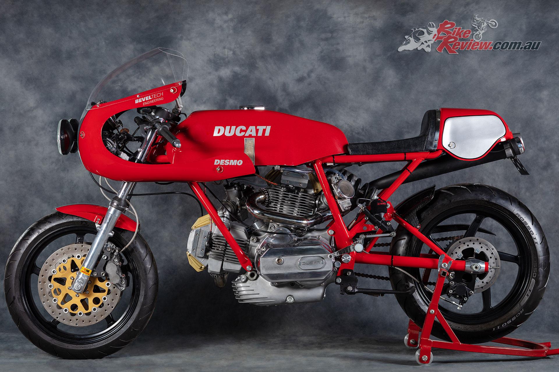 BevelTech Ducati 900 SS, Vern2