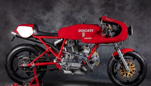 Custom Classic: BevelTech Ducati 900 SS, Vern2