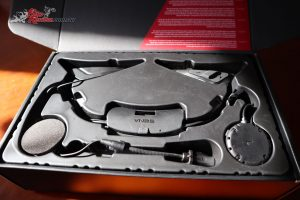 The Sena SRL Communication System new in the box