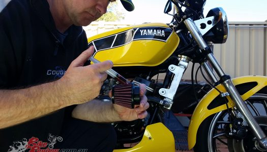 Tuning Tips: Pommie's Yamaha RD350LC