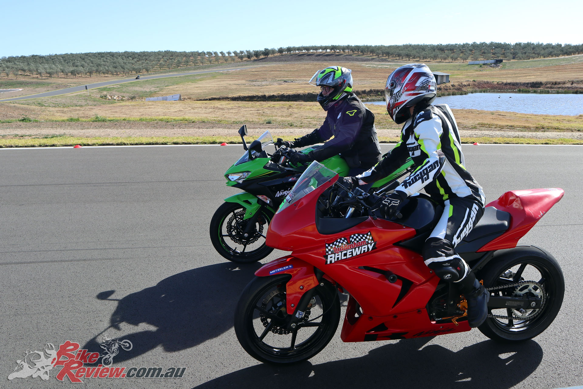 Top Rider instructor Melita offering some one on one instruction