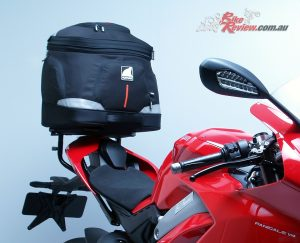 Ventura EVO-40 Luggage for the Ducati Panigale V4