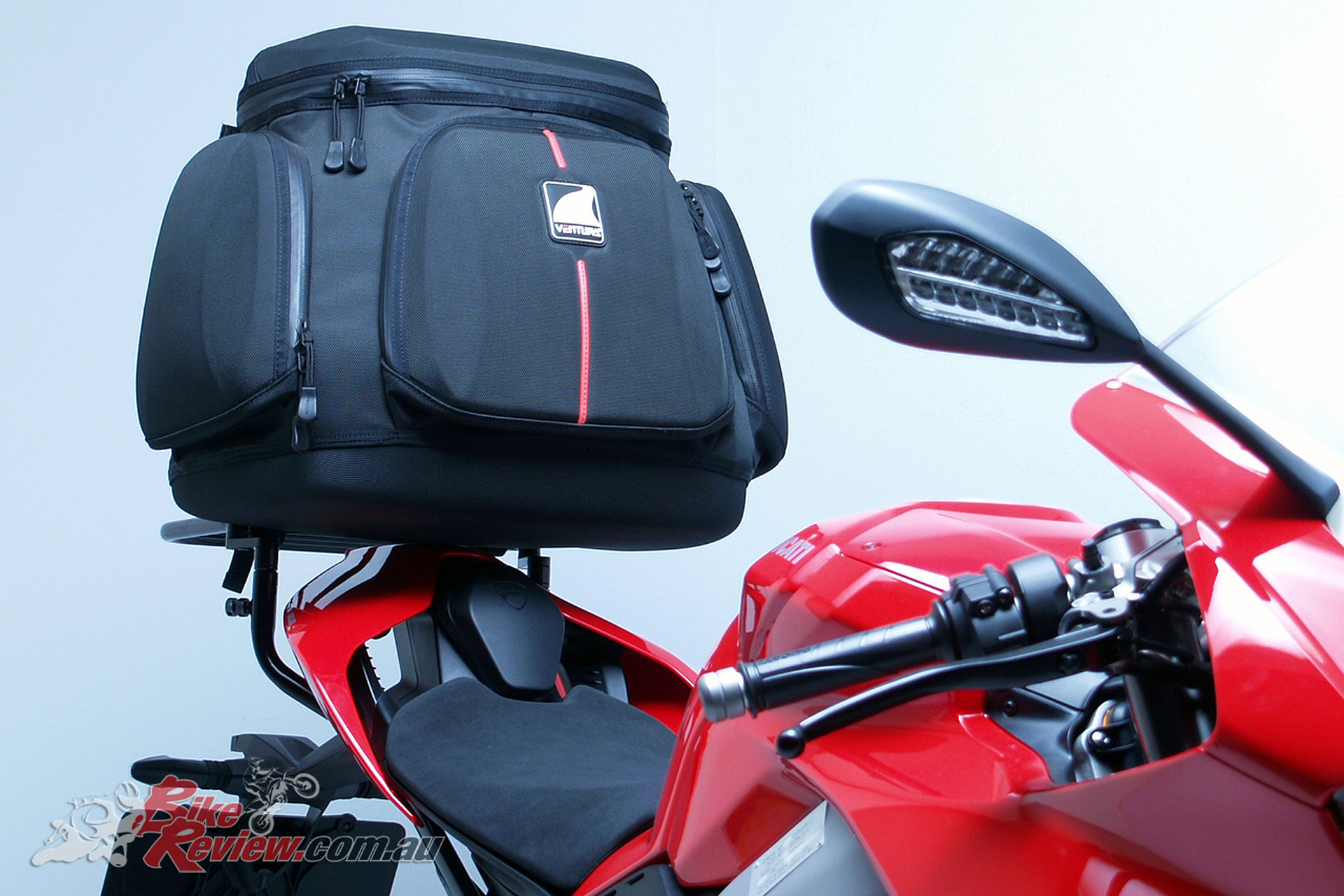 Ducati Panigale V Luggage