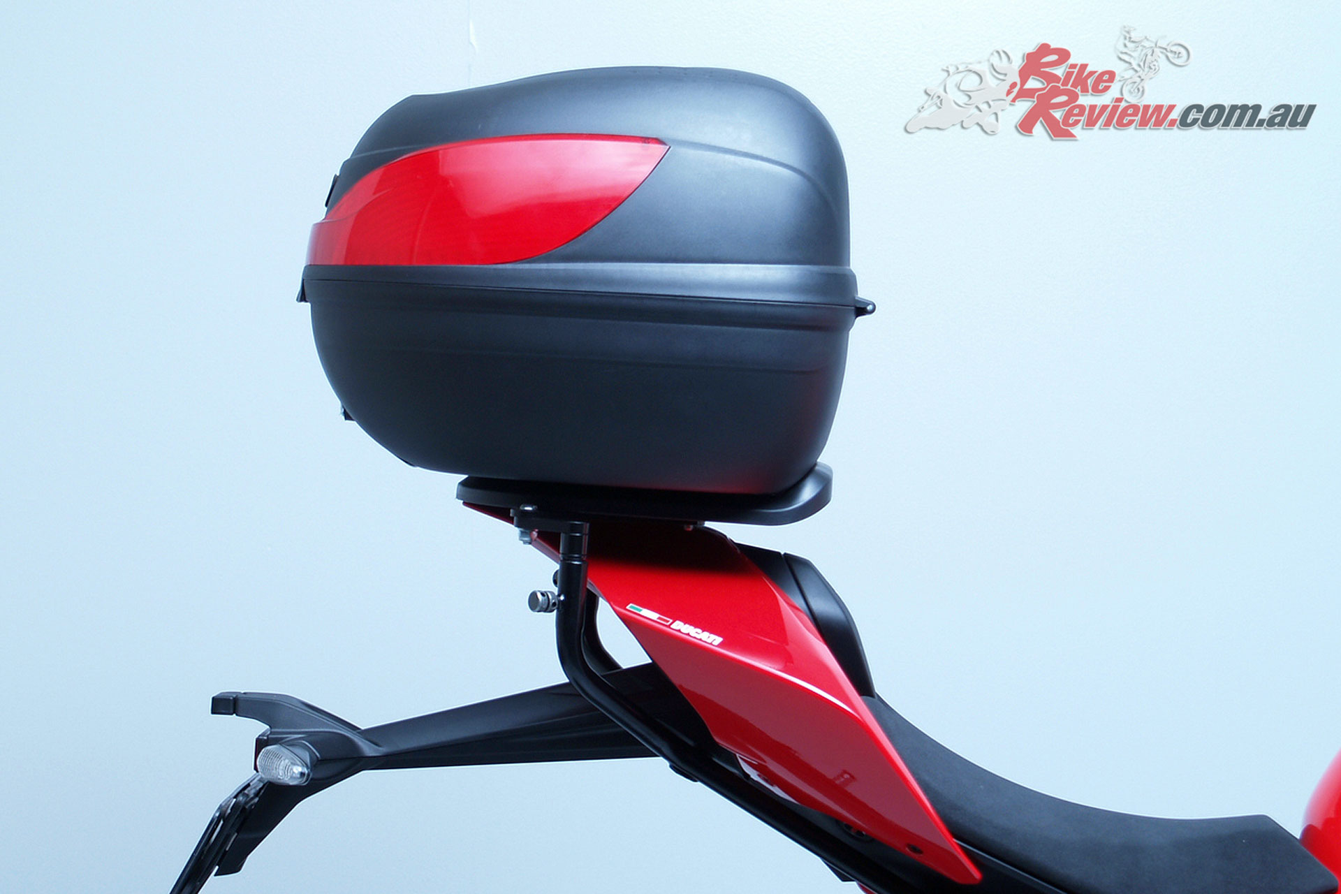 Ventura Astra Top Box Luggage for the Ducati Panigale V4