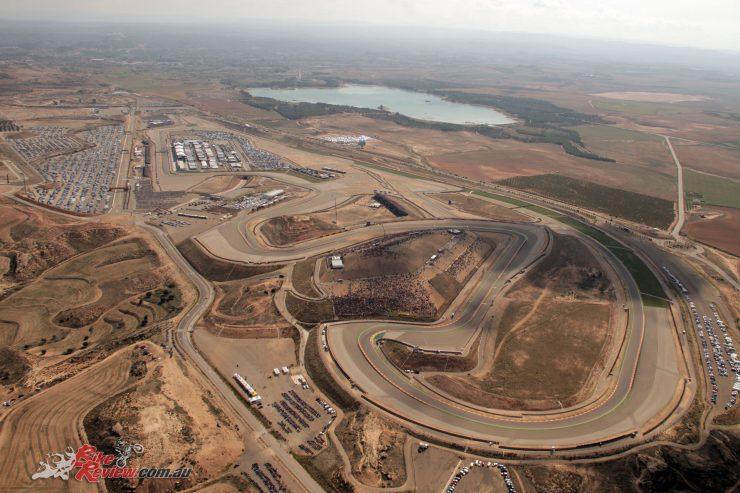 MotorLand Aragon Circuit - MotoGP 2018