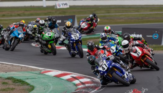 Tickets on sale now for Round Two Of ASBK this weekend!