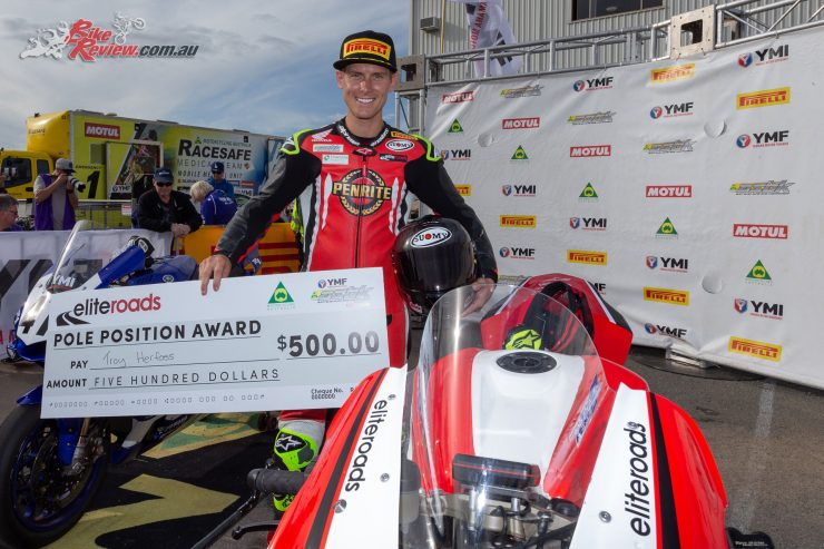 Troy Herfoss - Image by TBGSport