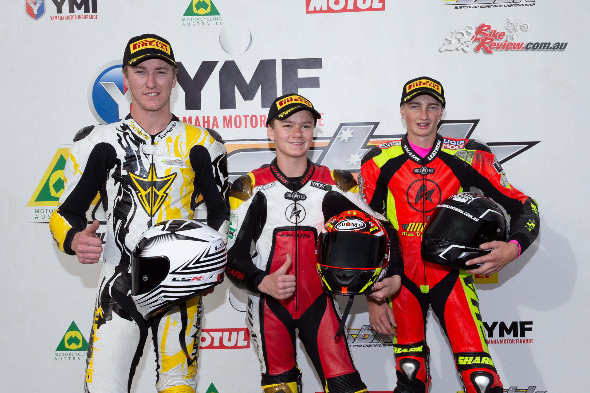 YMF R3 Cup Podium - Image by TBGSport