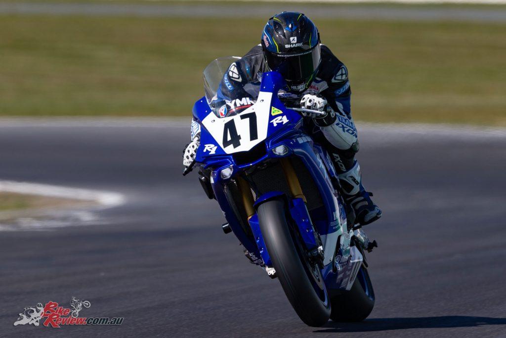 2018 ASBK at Winton Motor Raceway - Image by TBG Sport