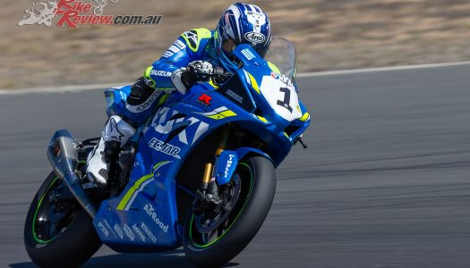 Steve Martin talks heading to Winton ASBK 2018