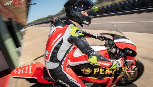 Herfoss & Toparis to wildcard at Phillip Island WorldSBK