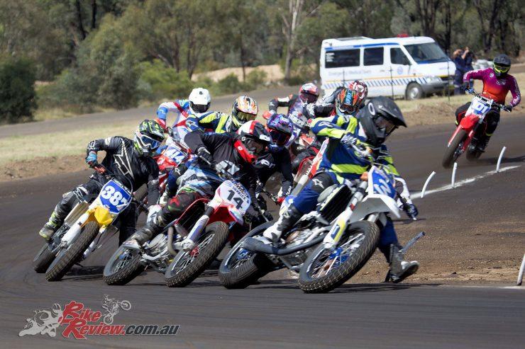 2018 Australian Senior Dirt Track Championship Gunnedah