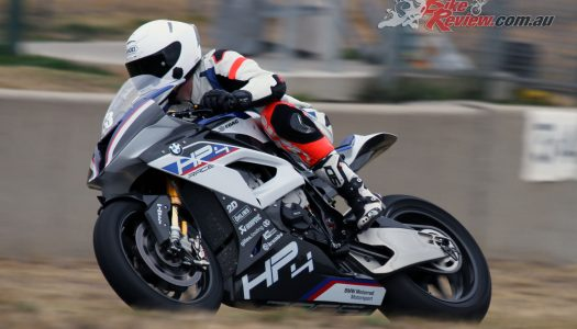 Review: BMW HP4 Race