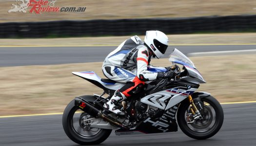 Video Review: BMW HP4 Race