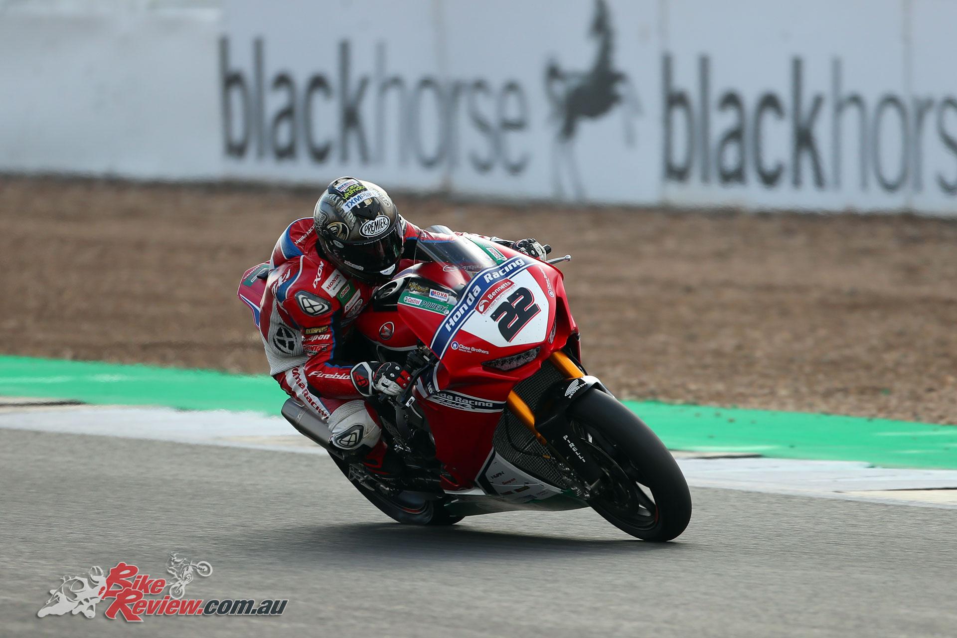 Jason O'Halloran - BSB 2018 Silverstone