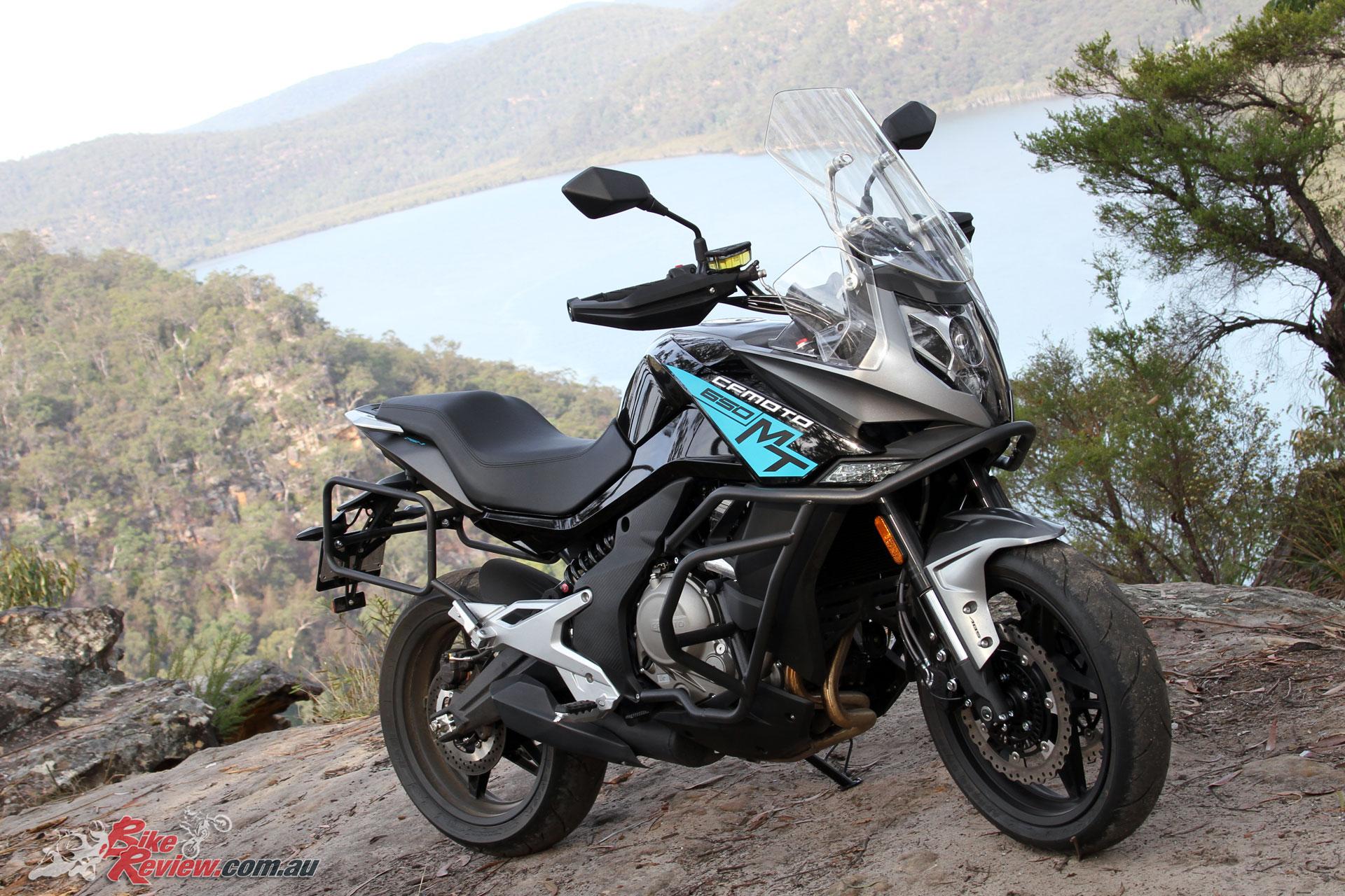 Review: 2018 CFMoto 650 MT (LAMS) - Bike Review