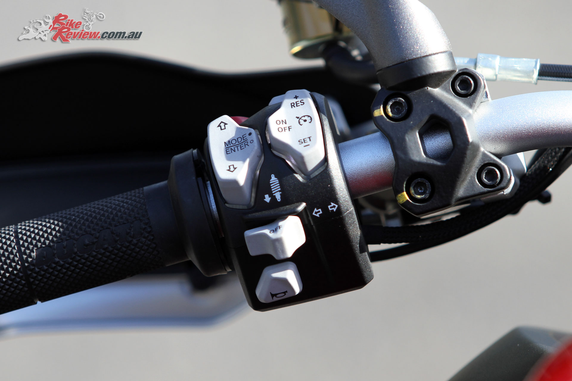 Ducati Skyhook Preload