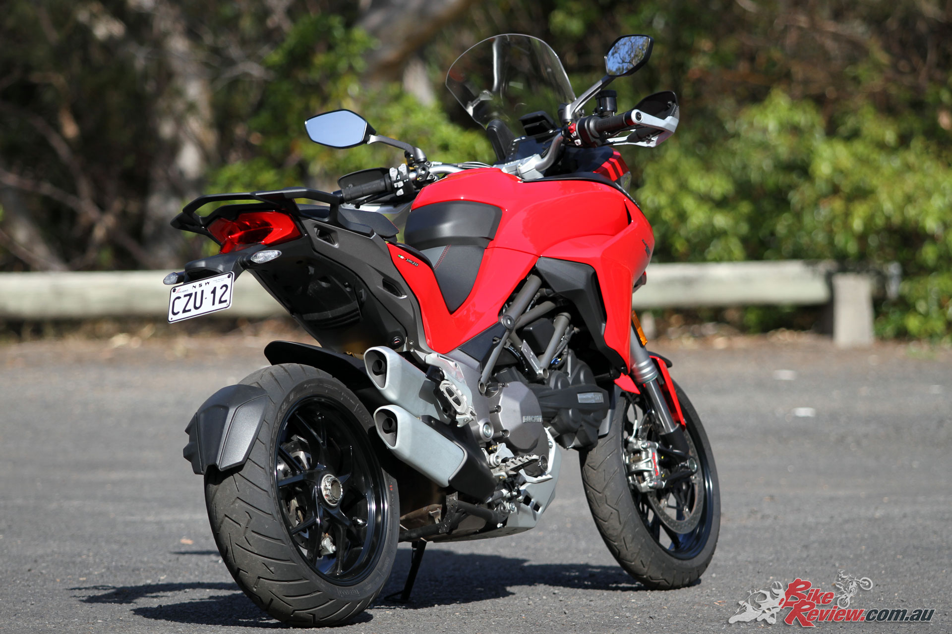 video review ducati multistrada 1260 s bike review. Black Bedroom Furniture Sets. Home Design Ideas