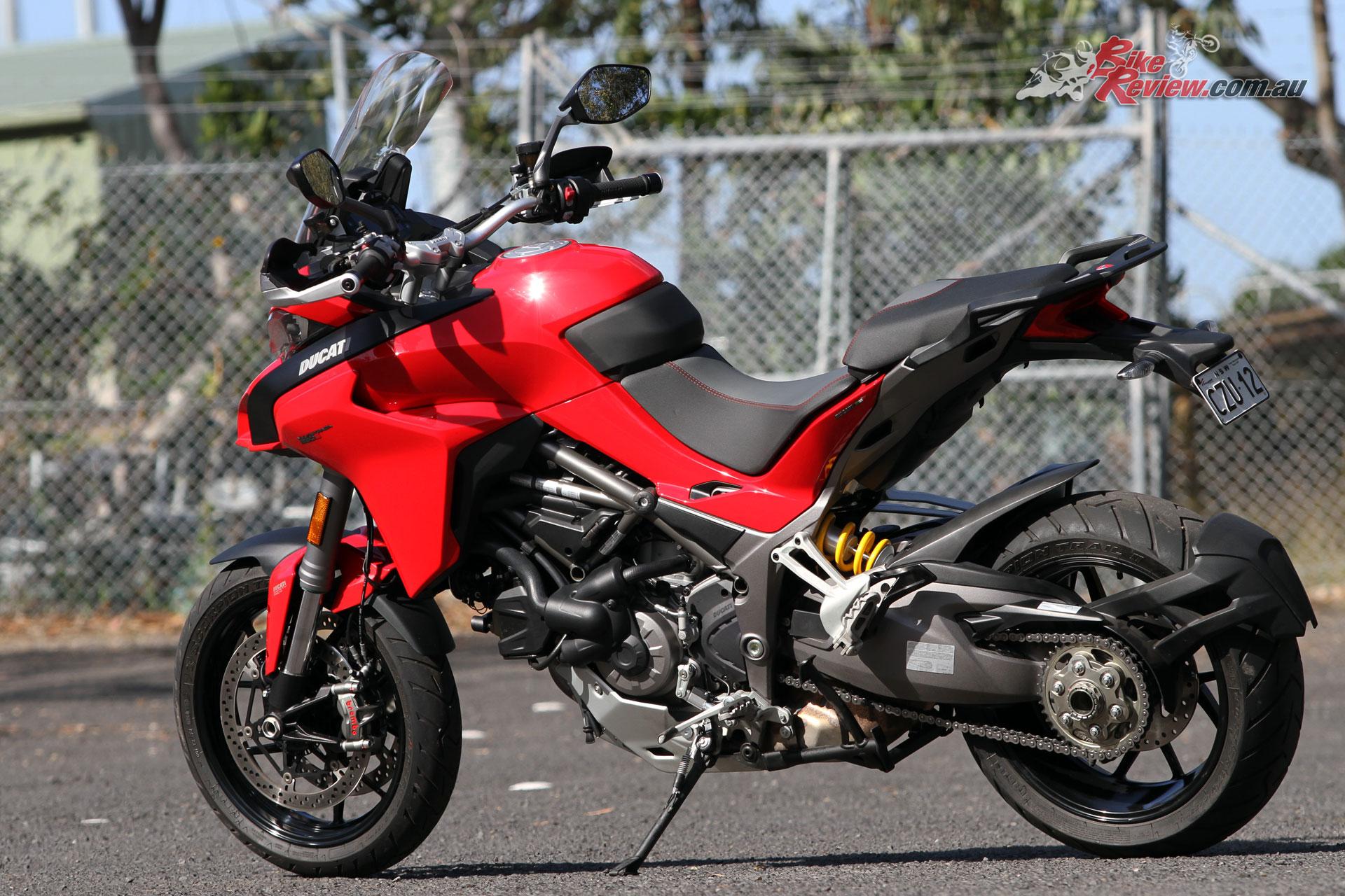 Video Review Ducati Multistrada 1260 S Bike Review