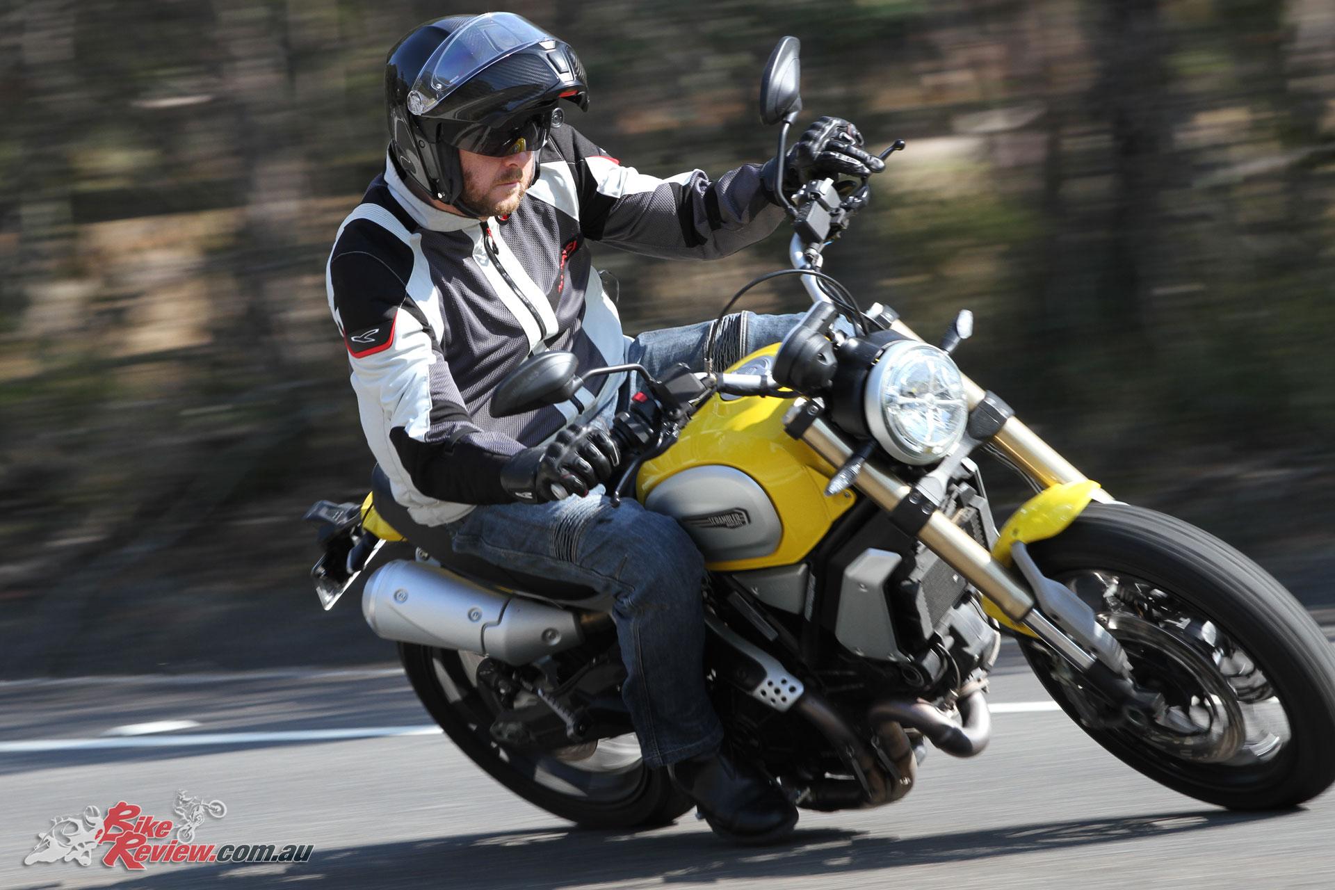 Product Review Agv Sportmodular Helmet Bike Review