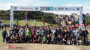 2018 FIM Oceania Newcastle International Supermoto