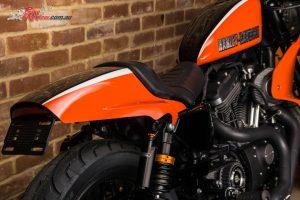 Adelaide Harley Davidson Bike Works - Custom 'Back to the Track' 2018 Roadster