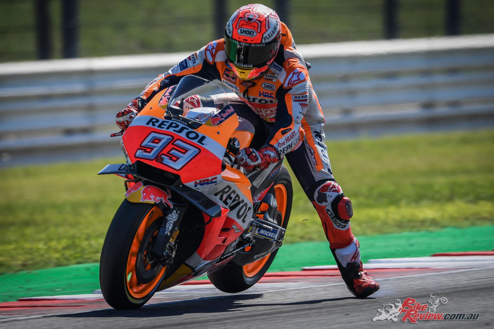 Marc Marquez - MotoGP 2018 Misano