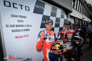 MotoGP Front Row Misano