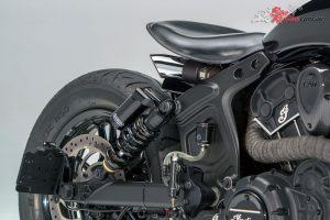 MotoShed Indian Scout Sixty Custom - Road Runner