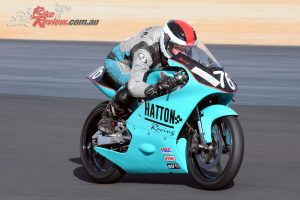 Tom Hatton (Hatton Racing Honda RS 125)