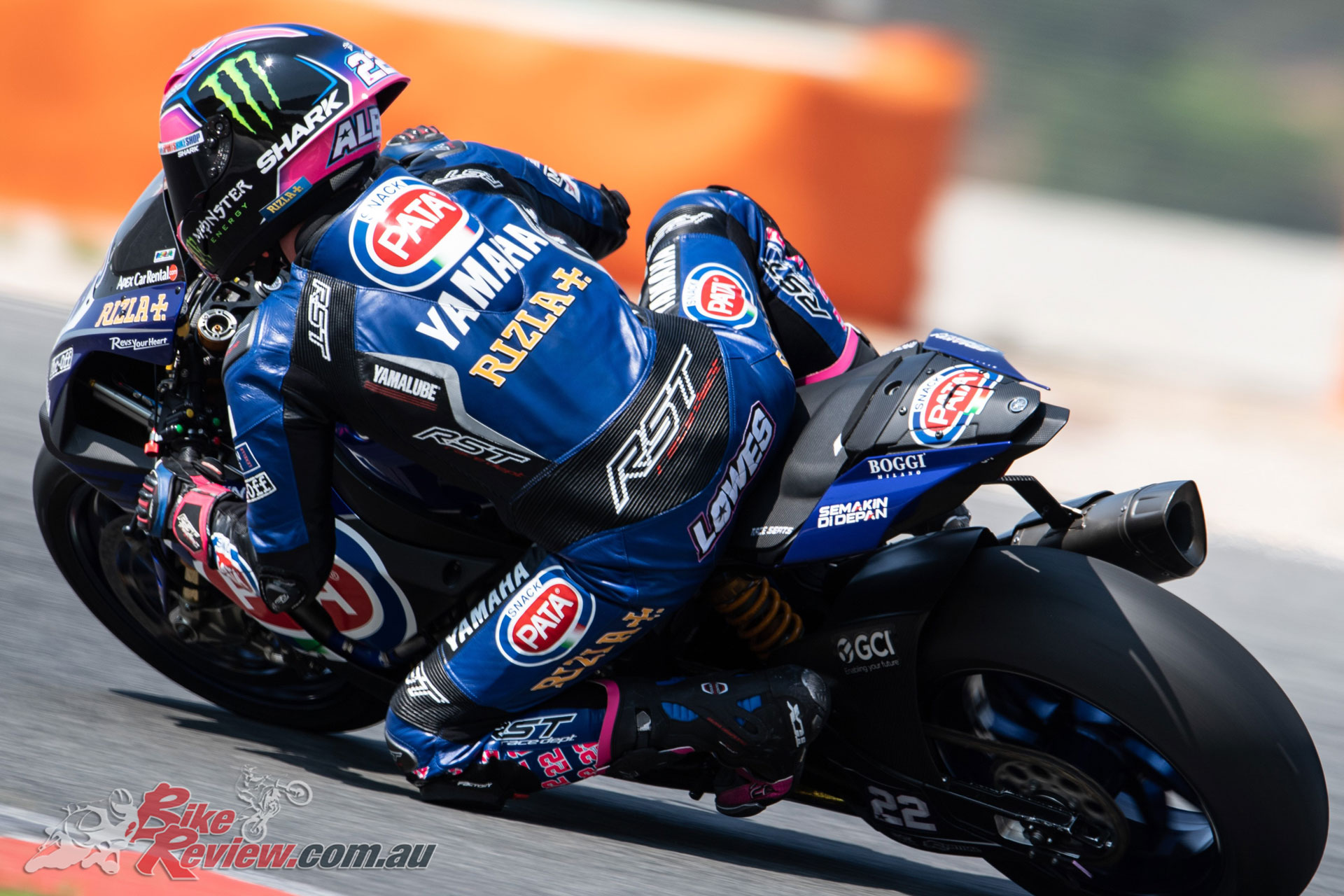 Alex Lowes - WorldSBK 2018