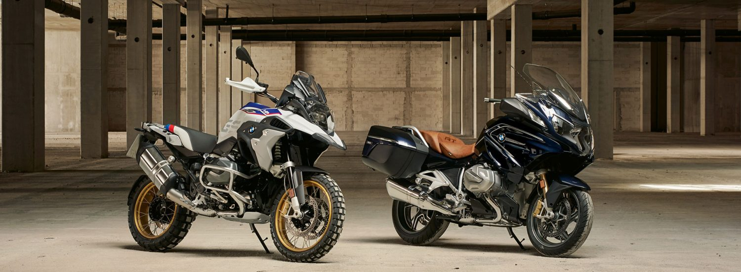 2019 BMW R 1250 GS and R 1250 RT announced